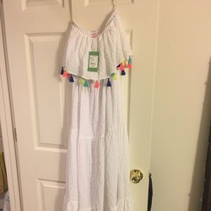 NWT Lilly Pulitzer Caridee Maxi Dress XS